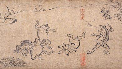 Photo of رسومات Chōjū-giga